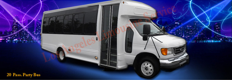Ford E-450 Party Bus