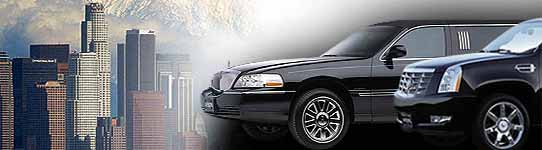 Los Angeles corporate Limousine Transportation Services